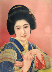 160229-0001 - Woman in Kimono