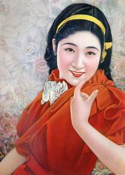 160229-0003 - Woman in Kimono