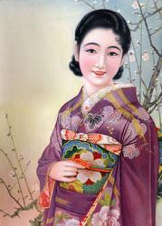 160229-0002 - Woman in Kimono