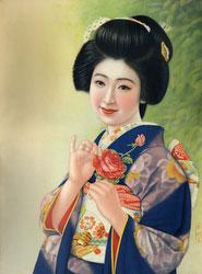 160229-0004 - Woman in Kimono