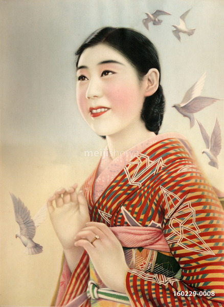 160229-0008 - Woman in Kimono