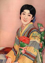 160229-0011 - Woman in Kimono