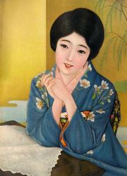 160229-0016 - Woman in Kimono