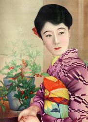 160229-0013 - Woman in Kimono
