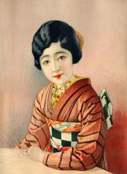 160229-0017 - Woman in Kimono