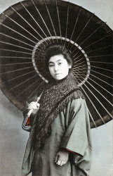 160301-0007 - Woman with Parasol