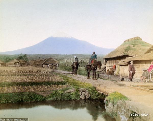 160301-0024 - Mt. Fuji on the Tokaido