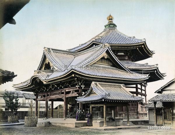 160301-0030 - Rokkaku-do Temple
