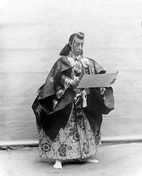 160302-0015 - Kabuki Actor Ichikawa Danjuro IX