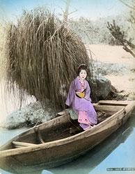 160303-0002 - Geisha in Boat
