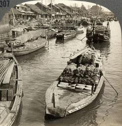 160303-0022 - Cargo Boats in Tokyo