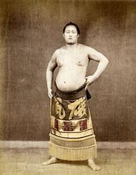 160303-0025 - Sumo Wrestler
