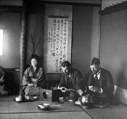 160305-0032 - Drinking Japanese Tea
