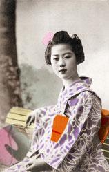 160305-0035 - Woman in Kimono