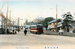 160307-0015 - Streetcar at Kudansaka