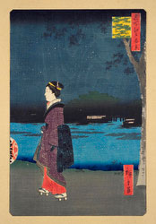131003-0034-OS - Geisha at Night
