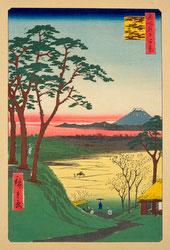 131004-0084-OS - Meguro and Mount Fuji