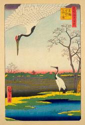131004-0102-OS - Two Cranes