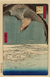 131004-0107.1-OS - Eagle Diving for Prey
