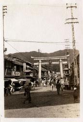 160902-0013 - Ikuta Jinja Torii