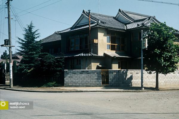160903-0047 - Japanese Family Dwelling
