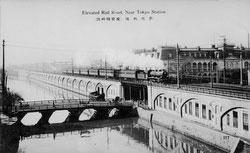 70301-0013 - Elevated Railway Tracks