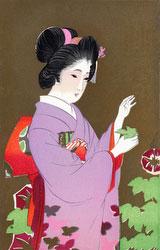 160904-0018 - Japanese Woman in Kimono