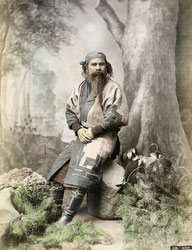 161216-0005 - Ainu Man in Studio