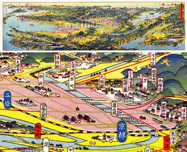 70307-0001 - Illustrated Map