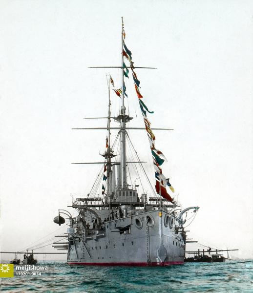 170201-0034 - Battleship Shikishima