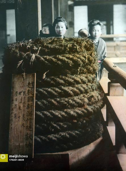 170201-0039 - Rope of Human Hair