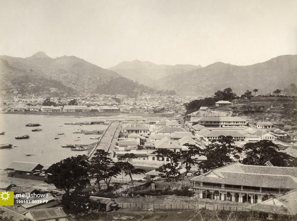 190101-0039-PP - Nagasaki Foreign Settlement