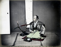 190101-0047-PP - Seated Samurai