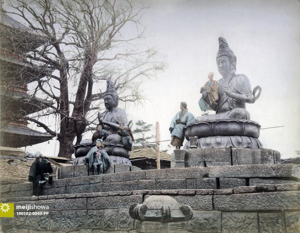 190102-0043-PP - Asakusa Buddha Statues