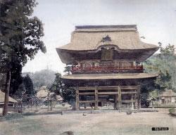190103-0045-PP - Kamakura Kenchoji Gate