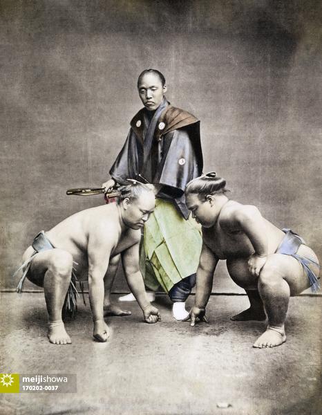 170202-0037 - Sumo Wrestlers