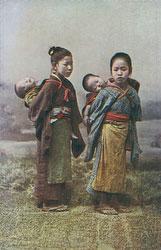 70314-0006 - Komori Nursemaids