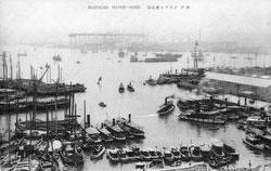 70314-0025 - Kobe Harbor