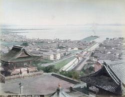 70319-0001 - Otsu and Lake Biwa