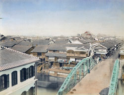 70319-0007 - Shinsaibashi Bridge
