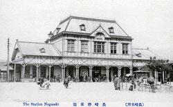 70330-0003 - Nagasaki Station