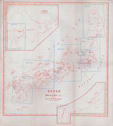 70411-0002 - Map of Japan 1903