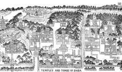 70411-0009 - Map of Shiba 1903