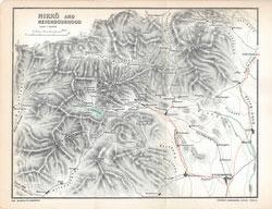 70411-0014 - Map of Nikko 1903