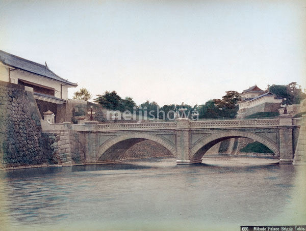 70416-0005 - Nijubashi Bridge