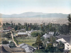 70416-0008 - View on Kyoto