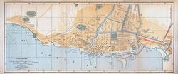 70417-0001 - Map of Yokohama 1920