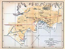 70417-0010 - Map of Kobe 1920