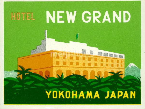 70423-0016 - New Grand Hotel Label