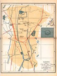 70424-0014 - Map of Nagoya 1920